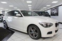 2013 BMW 1 SERIES 120D XDRIVE M SPORT 181 BHP £12375.00