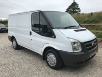 2008 FORD TRANSIT T280 110PS SWB LOWROOF **NO VAT** £2295.00