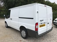 USED 2008 08 FORD TRANSIT T280 110PS SWB LOWROOF **NO VAT**