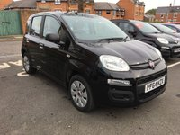 USED 2015 64 FIAT PANDA 1.2 POP 5d 69 BHP EXCELLENT FUEL ECONOMY, LOW CO2 EMISSIONS, £30 ROAD TAX AND LOW INSURANCE!..WITH RADIO/CD , AUXILLIARY INPUT/USB, AND TRACTION CONTROL!..ONLY 3036 MILES AND FULL HISTORY!