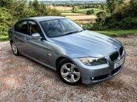 2010 BMW 3 SERIES 2.0 320D EFFICIENTDYNAMICS 4d 161 BHP £6494.00
