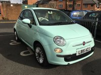 USED 2015 15 FIAT 500 1.2 POP STAR 3d 69 BHP POP STAR WITH LOW CO2 EMISSIONS, EXCELLENT FUEL ECONOMY, AND £30 ROAD TAX!..EXCELLENT SPECIFICATION INCLUDING AIR CONDITIONING, AUXILLIARY INPUT, USB CONNECTION AND MEDIA! FULL HISTORY AND ONLY 9761 MILES FROM NEW!