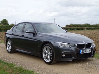 2016 BMW 3 SERIES 2.0 330E M SPORT 4d AUTO 181 BHP £20995.00