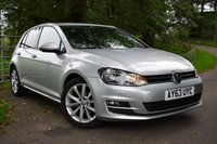 2013 VOLKSWAGEN GOLF 2.0 GT TDI BLUEMOTION TECHNOLOGY 5d 148 BHP £11280.00