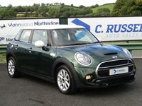 2016 MINI HATCH COOPER 2.0 COOPER SD 5d 168 BHP £11995.00