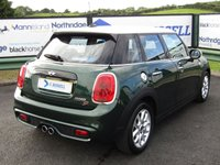 USED 2016 MINI HATCH COOPER 2.0 COOPER SD 5d 168 BHP