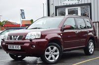 USED 2006 06 NISSAN X-TRAIL 2.5 AVENTURA 5d AUTO 163 BHP SUPERB CPNDITION WITH FULL AND COMPLETE SERVICE HISTORY INC 9 SERVICE STAMPS, ONE OWNER FROM NEW