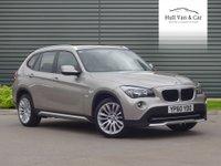 2010 BMW X1 2.0 XDRIVE18D SE 5d 141 BHP £7995.00