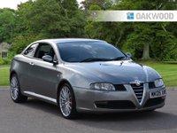 2005 ALFA ROMEO GT 3.2 V6 24V 2d 240 BHP £SOLD