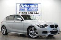 2015 BMW 1 SERIES 2.0 116D DIESEL M SPORT 5 DOOR AUTOMATIC 115 BHP £12990.00