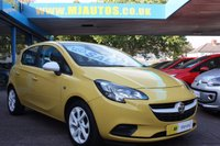 USED 2015 15 VAUXHALL CORSA 1.2 STING 5dr 69 BHP NEED FINANCE??? APPLY WITH US!!!