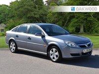 2006 VAUXHALL VECTRA 1.8 VVT LIFE 5d 140 BHP £1295.00