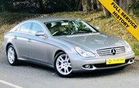 2007 MERCEDES-BENZ CLS CLASS 3.0 CLS320 CDI 4d 222 BHP £6500.00