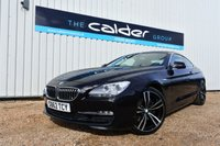 2012 BMW 6 SERIES 3.0 640I SE 2d AUTO 316 BHP £17995.00