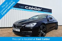USED 2012 62 BMW 6 SERIES 3.0 640I SE 2d AUTO 316 BHP