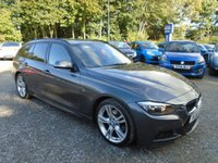 2014 BMW 3 SERIES 2.0 320d M Sport Touring (s/s) 5dr £14995.00