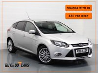 USED 2014 63 FORD FOCUS 1.0 ECOBOOST ZETEC 5d 124 BHP Call us for Finance