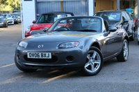 USED 2006 06 MAZDA MX-5 2.0i 160 BHP 2dr Convertible FULL SERVICE HISTORY ** FINANCE AVAILABLE ** PX WELCOMED **