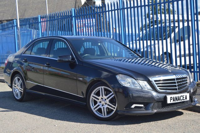 2009 59 MERCEDES-BENZ E CLASS 3.0 E350 CDI BLUEEFFICIENCY SPORT 4d AUTO 231 BHP