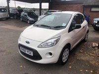 USED 2010 60 FORD KA 1.2 STUDIO 3d 69 BHP ONLY 39K MILES