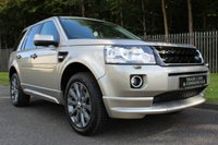2013 LAND ROVER FREELANDER 2.2 SD4 DYNAMIC 5d AUTO 190 BHP £16500.00