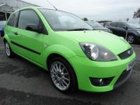 USED 2008 08 FORD FIESTA 1.6 Zetec S Celebration 3dr 1 OWNER+LEATHER+FSH