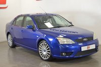 USED 2004 04 FORD MONDEO 3.0 ST220 5d 226 BHP LOW MILES + SERVICE HISTORY + FULL LEATHER
