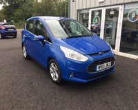 USED 2013 13 FORD B-MAX 1.4 ZETEC THIS VEHICLE IS AT SITE 1 - TO VIEW CALL US ON 01903 892224