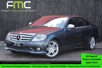 USED 2007 57 MERCEDES-BENZ C 220 Mercedes-Benz C Class 2.1 C220 CDI Sport  Full Leather Seats