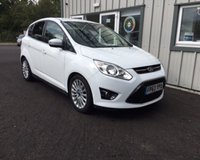 USED 2013 63 FORD C-MAX 1.0 TITANIUM ECOBOOST 125 BHP THIS VEHICLE IS AT SITE 1 - TO VIEW CALL US ON 01903 892224