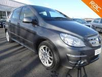 USED 2008 58 MERCEDES-BENZ B CLASS 1.7 B170 Sport 5dr BLUETOOTH, 2 OWNERS