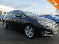 USED 2012 62 VAUXHALL ASTRA 2.0 SRI CDTI S/S 5d 163 BHP 2 OWNERS, BLUTOOTH, FSH