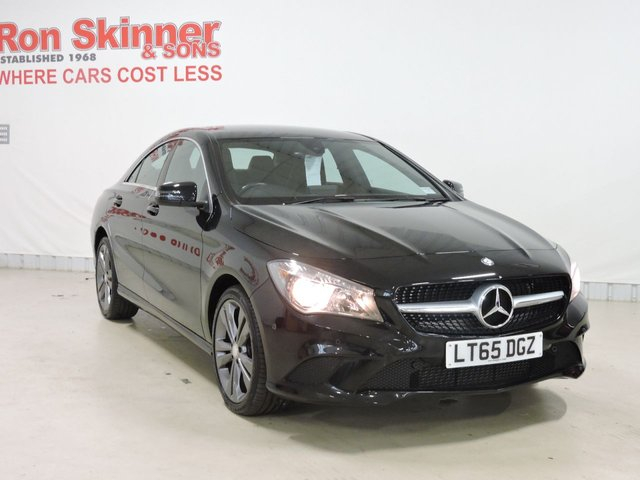 View our 2015 65 MERCEDES-BENZ CLA 2.1 CLA200 CDI SPORT 4d AUTO 136 BHP