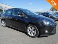 USED 2011 11 FORD FOCUS 1.6 TDCi Zetec 5dr 2 OWNERS, £20 ROAD TAX!