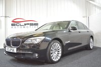 2012 BMW 7 SERIES 3.0 730D SE 4d AUTO 242 BHP £SOLD