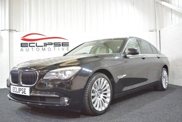 2012 12 BMW 7 SERIES 3.0 730D SE 4d AUTO 242 BHP