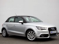 USED 2013 13 AUDI A1 1.4 SPORTBACK TFSI SPORT 5d 122 BHP FULL LEATHER UPHOLSTERY......LOW MILEAGE 5 DOOR HATCHBACK