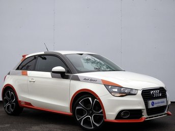 2012 AUDI A1 1.6 TDI COMPETITION LINE 3d 105 BHP