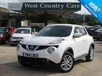 USED 2014 14 NISSAN JUKE 1.5 ACENTA PREMIUM DCI 5d 110 BHP Funky Looks And Fun To Drive