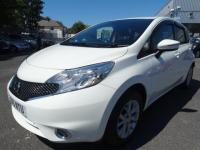 USED 2015 15 NISSAN NOTE 1.2 Acenta Premium (Style Pack) 5dr 1 OWNER, FULL NISSAN HISTORY