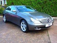 2006 MERCEDES-BENZ CLS CLASS 5.0 CLS500 4d AUTO 306 BHP £6975.00