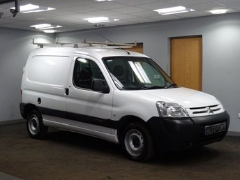 2011 CITROEN BERLINGO VAN