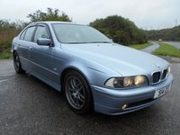 2003 BMW 5 SERIES 2.2 520I ES SE 4d 168 BHP **LOVELY CONDITION**SUPERB ENGINEERING**LUXURY MOTORING** £2995.00