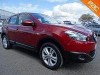 USED 2012 12 NISSAN QASHQAI 1.6 Acenta 2WD 5dr 2 OWNERS, LOW MILEAGE