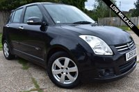 USED 2009 59 SUZUKI SWIFT 1.3 GL 5d 91 BHP