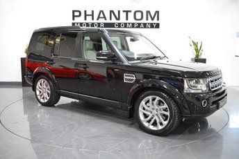 2015 LAND ROVER DISCOVERY 3.0 SDV6 HSE 5d AUTO 255 BHP £30990.00