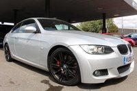 2008 BMW 3 SERIES 3.0 335D M SPORT 2d AUTO 282 BHP £7500.00