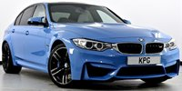 USED 2015 65 BMW M3 3.0 M DCT (s/s) 4dr BMW Service Plan, Immaculate !