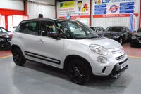 2014 FIAT 500L 1.6 MULTIJET BEATS EDITION 5d 105 BHP £8485.00