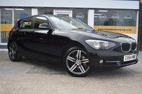 2015 BMW 1 SERIES 2.0 116D SPORT 5d 114 BHP